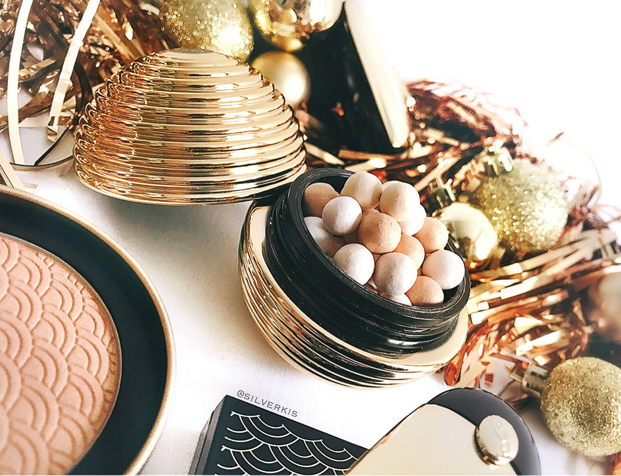 Guerlain Gold Pearl Meteorites for Holiday 2017