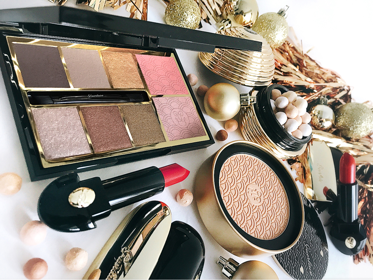 Guerlain Holiday 2017 collection
