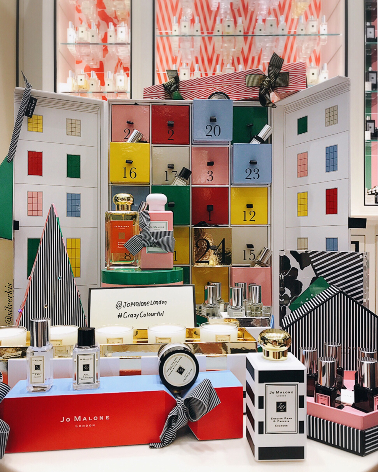 Jo Malone Crazy Colourful Christmas