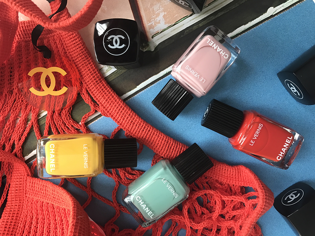 Chanel Neapolis Le Vernis for Spring 2018