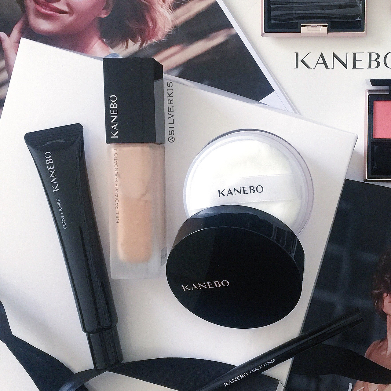 Kanebo Full Radiance Foundation