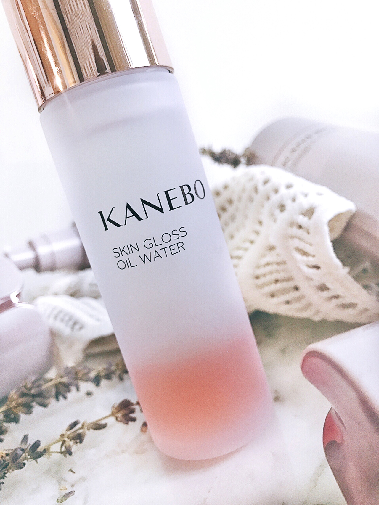 Kanebo Skin Gloss Oil Water