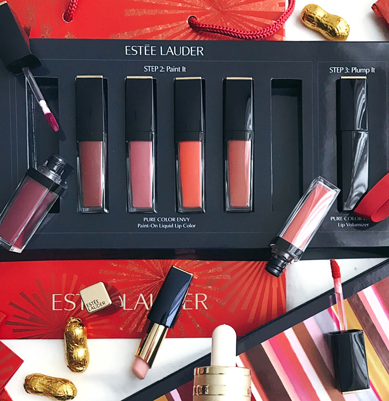 Estee Lauder Pure Color Envy Paint-On Liquid Lip Color
