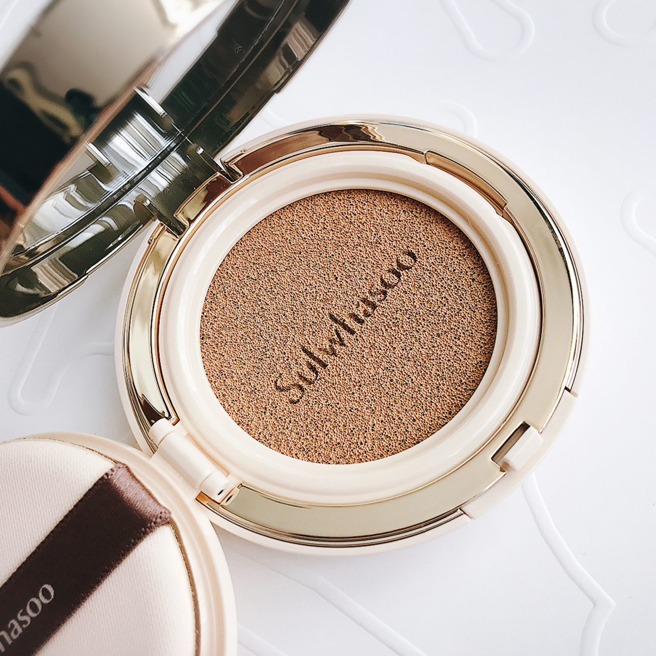 Sulwhasoo Perfecting Cushion EX interiors