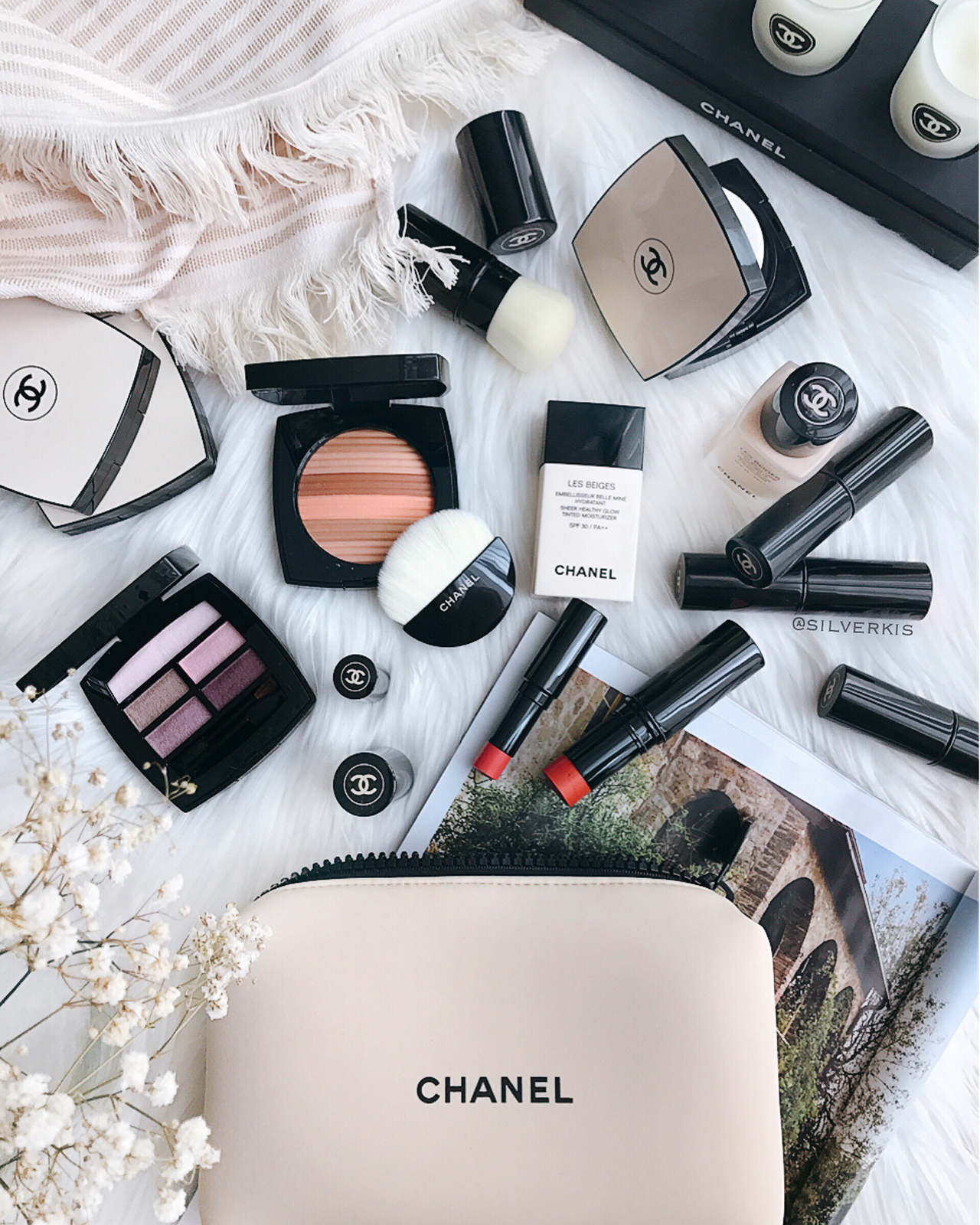Chanel Les Beiges Summer 2018