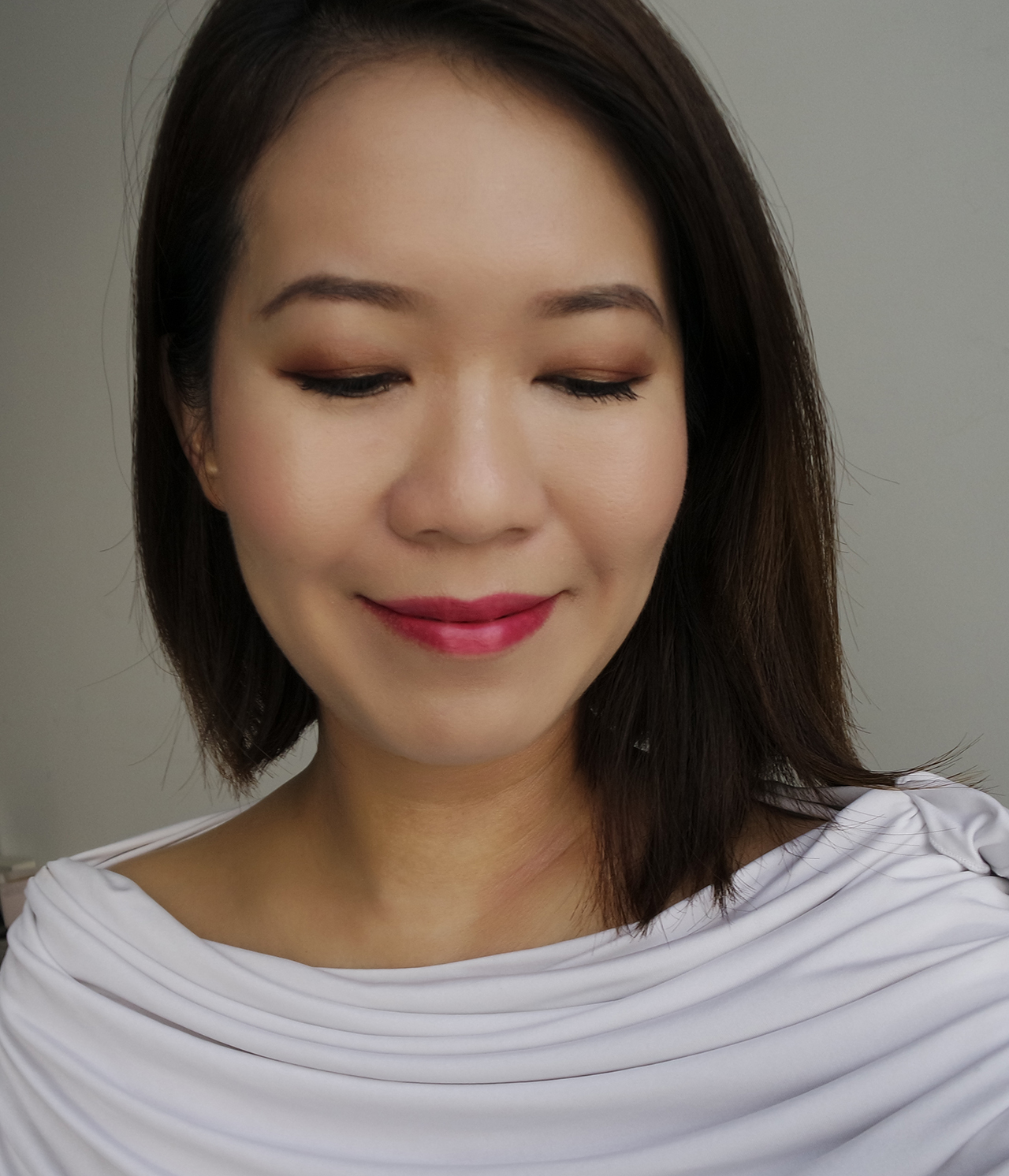Eclat et Transparence de Chanel makeup look