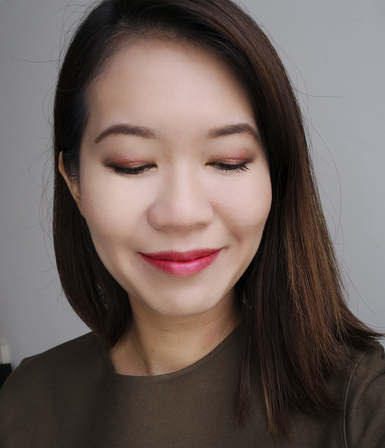Tom Ford Extreme Collection makeup look