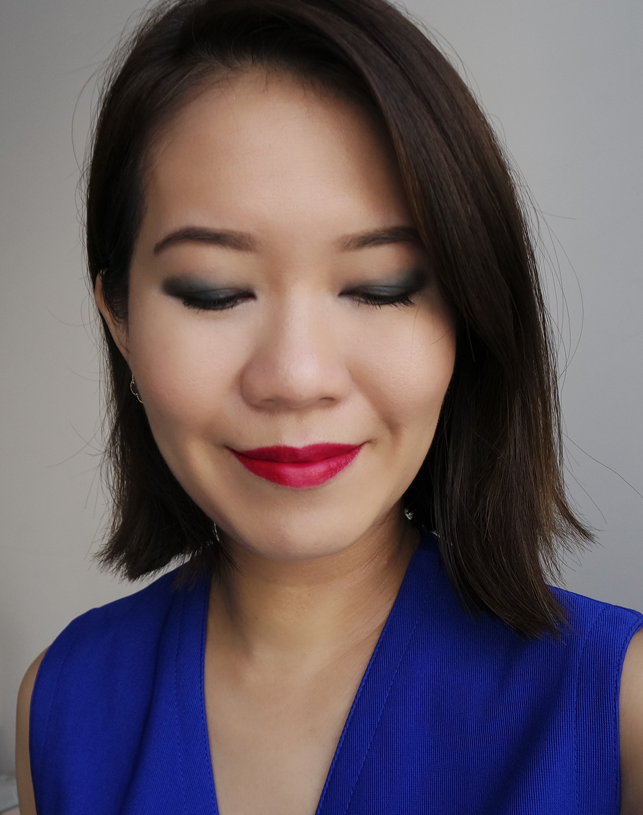 Chanel makeup look ft Quiet Revolution, Quintessence, Excess