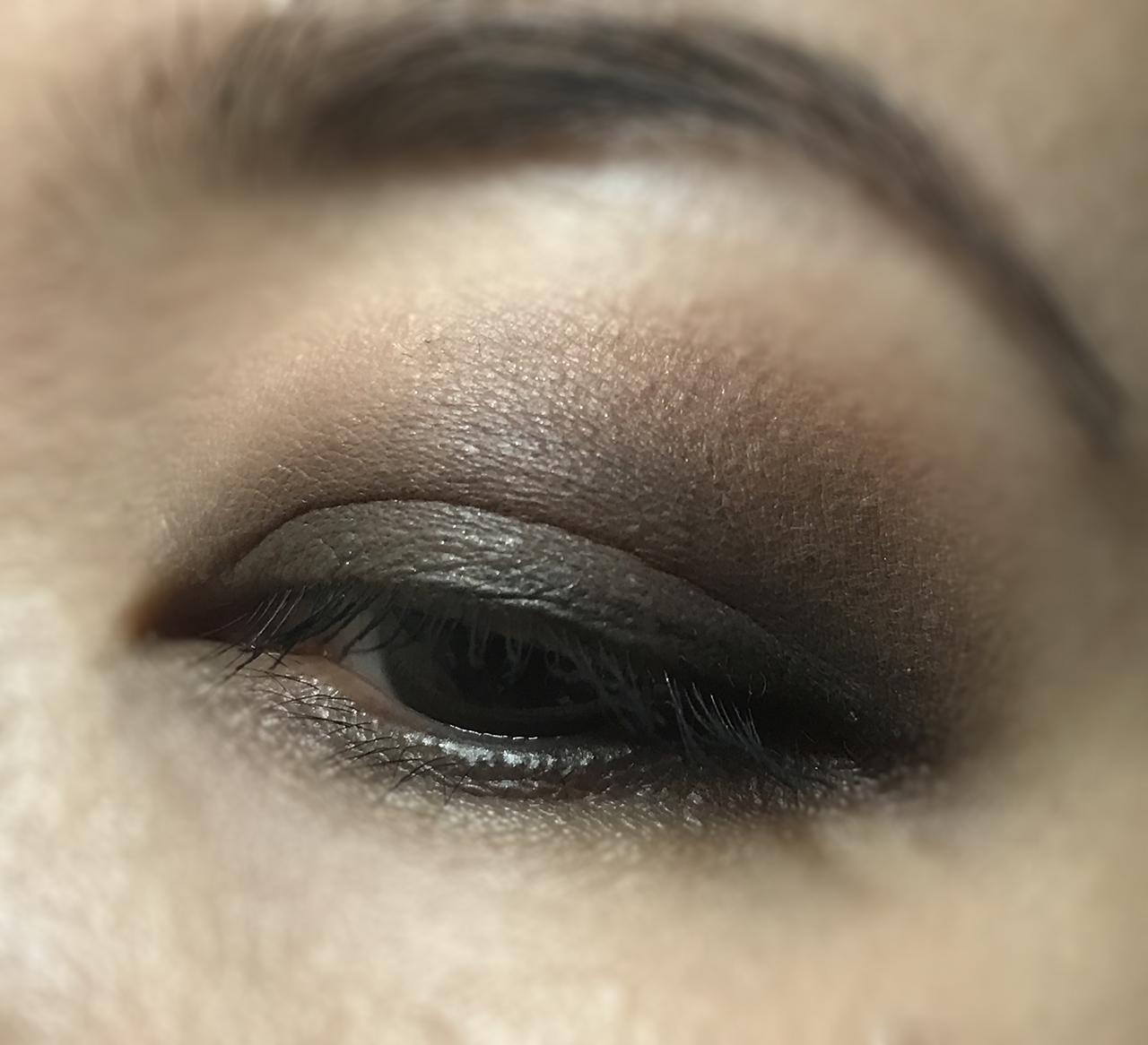 Chanel Les 4 Ombres Clair Obscur Eye makeup look