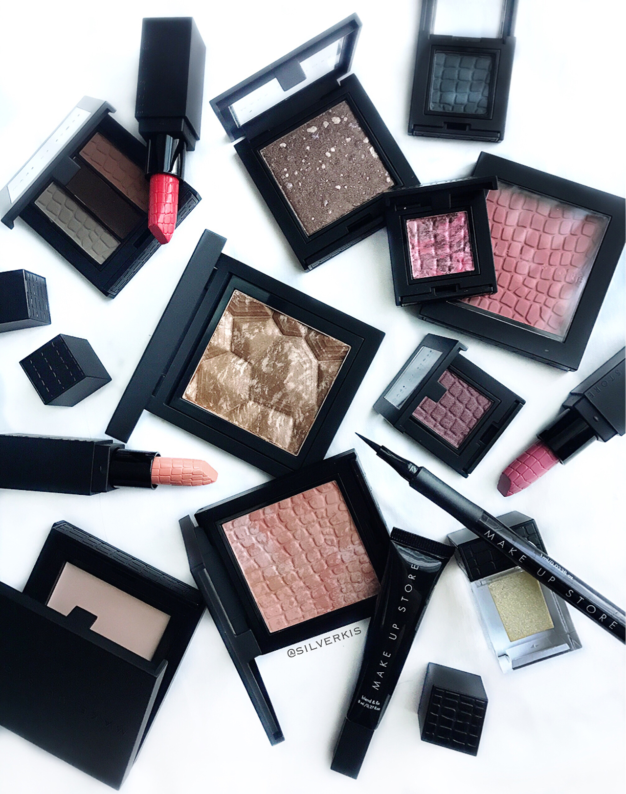 Make Up Store Summer 2018 selections