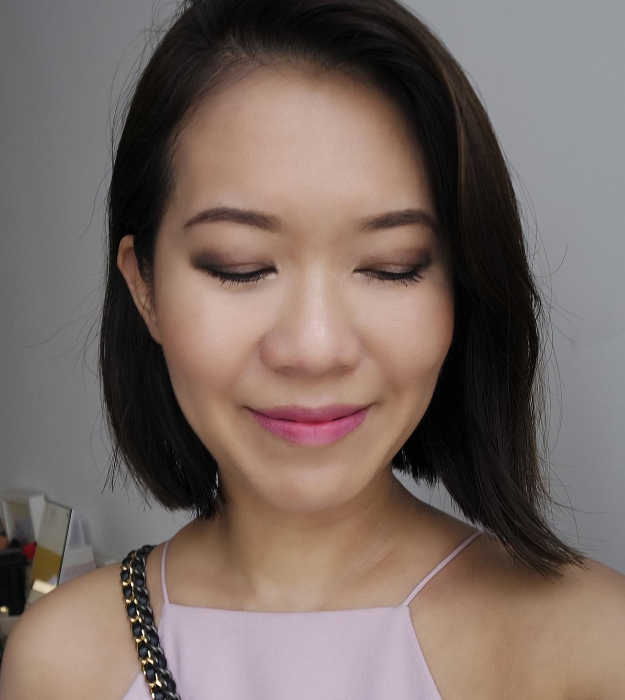 Make Up Store Summer 2018 makeup look
