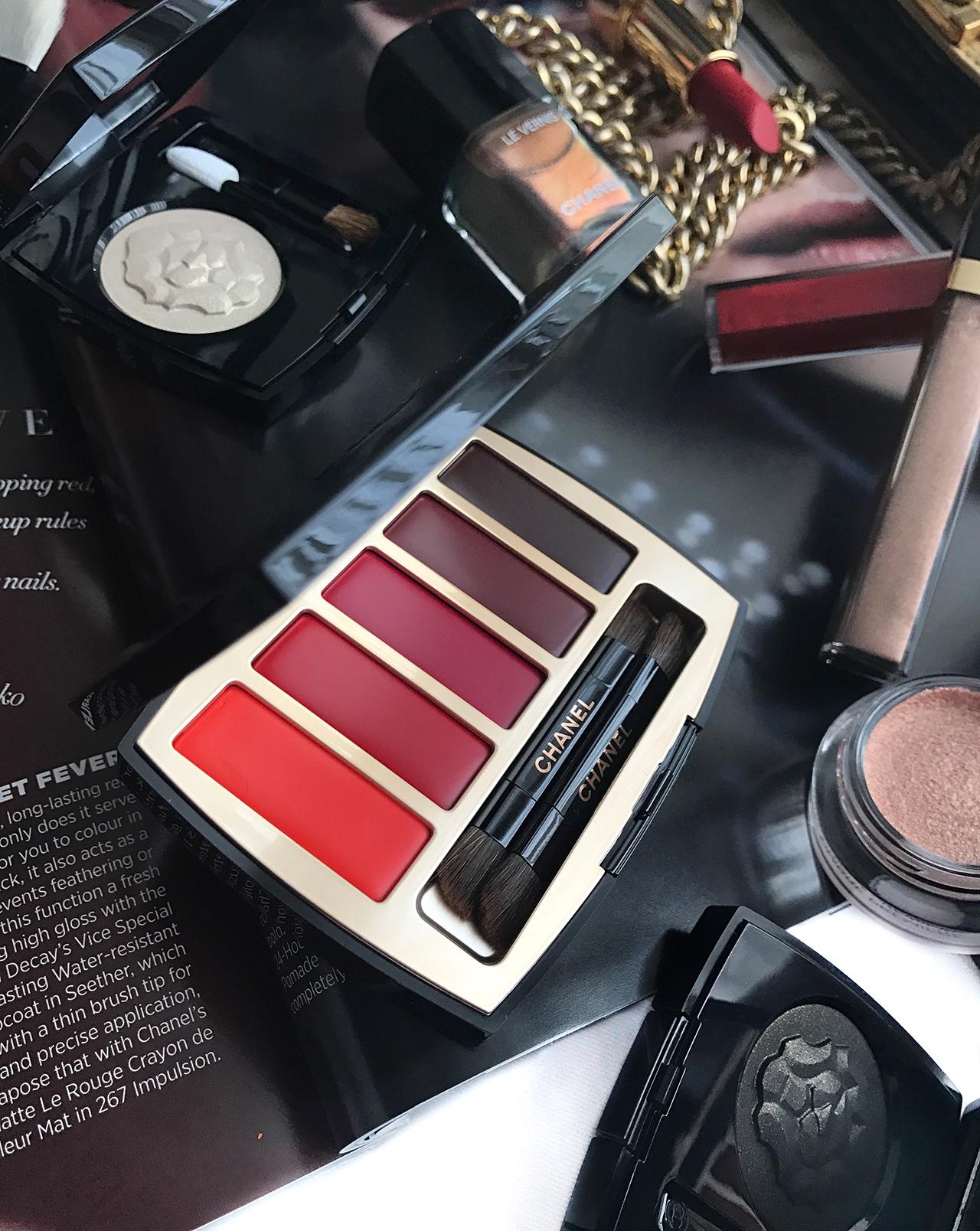Chanel La Palette Caractere