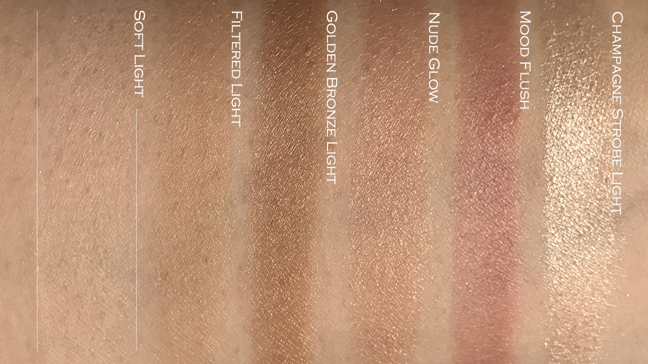 Hourglass ambient lighting edit unlocked swatches