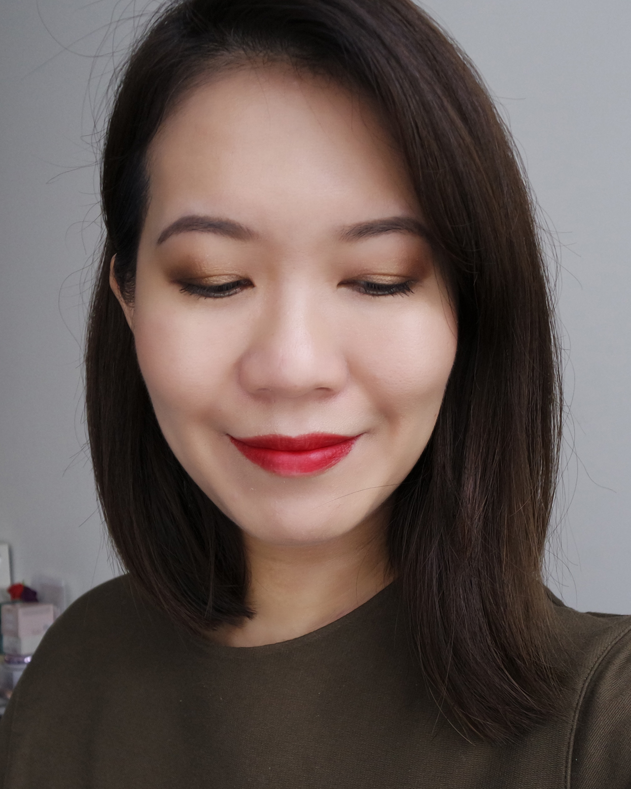 Natasha Denona Mini Star makeup look