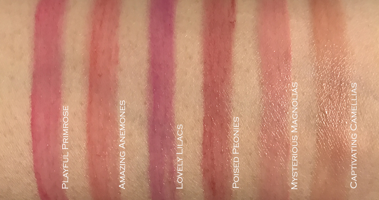 Rouge bunny rouge tinted luxe balm swatches