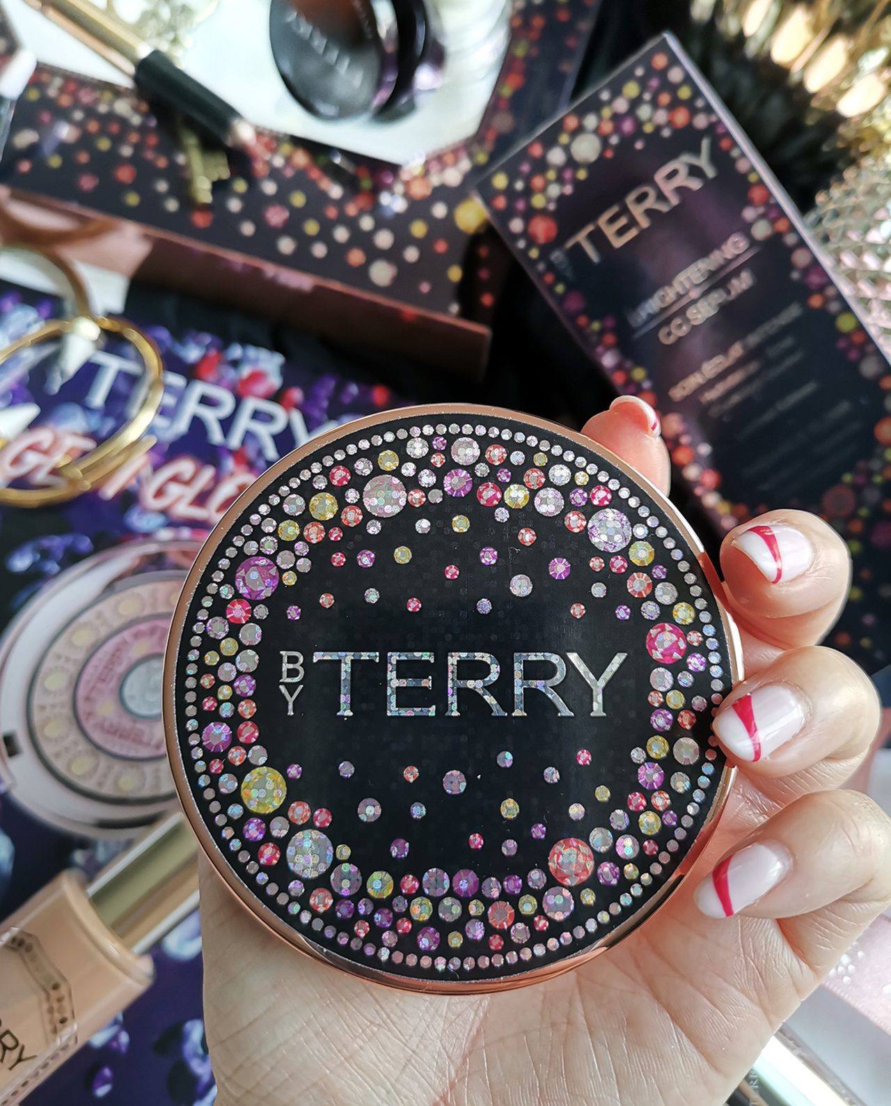 By Terry Trio Compct Gem Glow