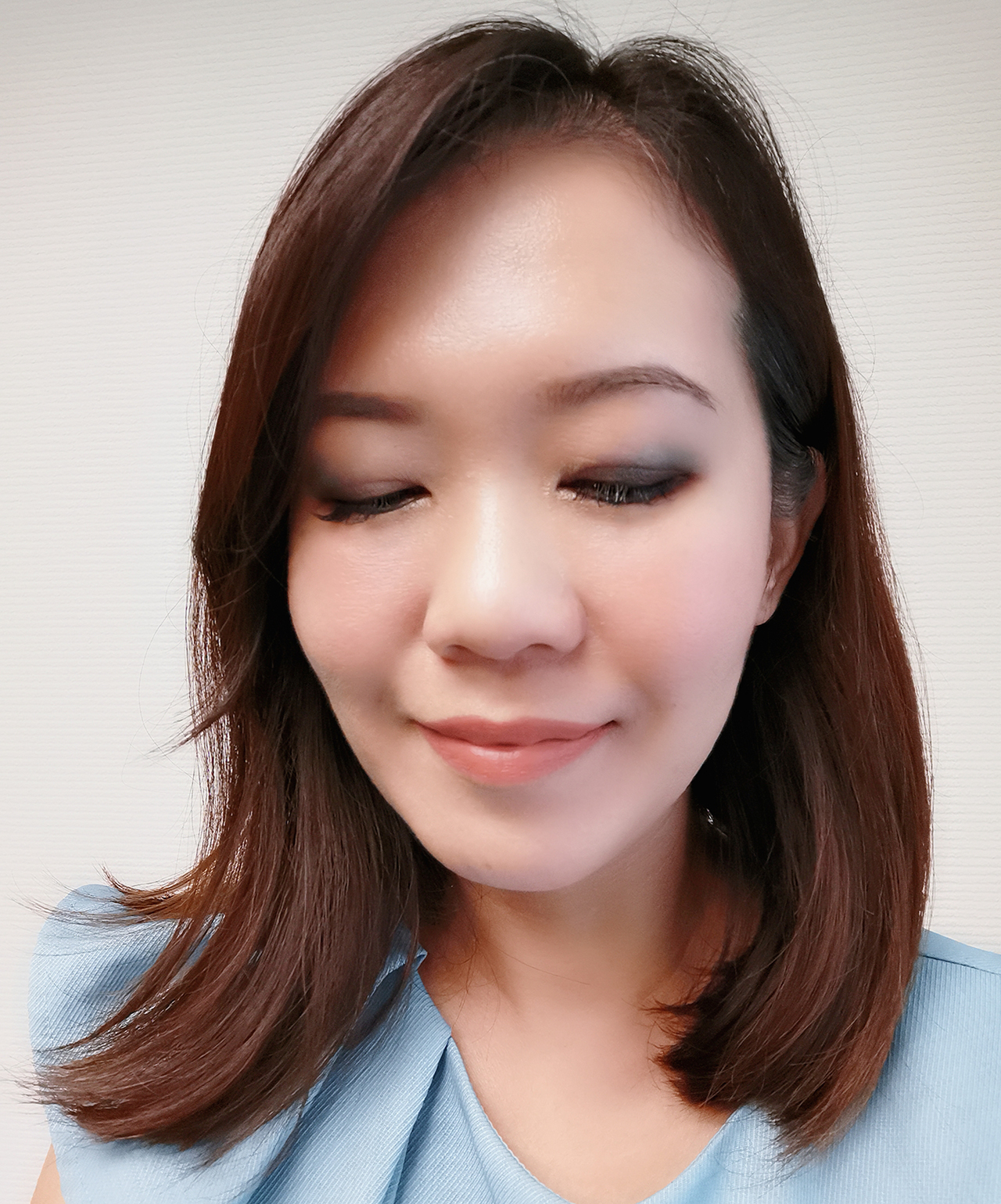 Chanel Spring 2019 makeup look 1
