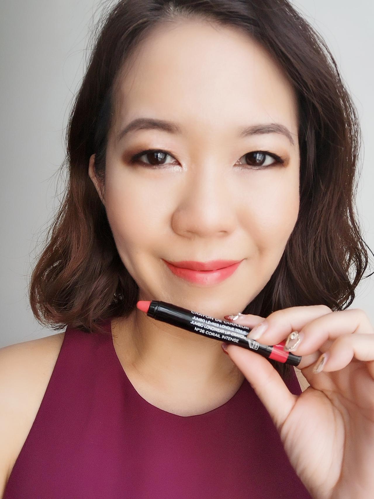 Chanel Crayon de Couleur Corail Intense