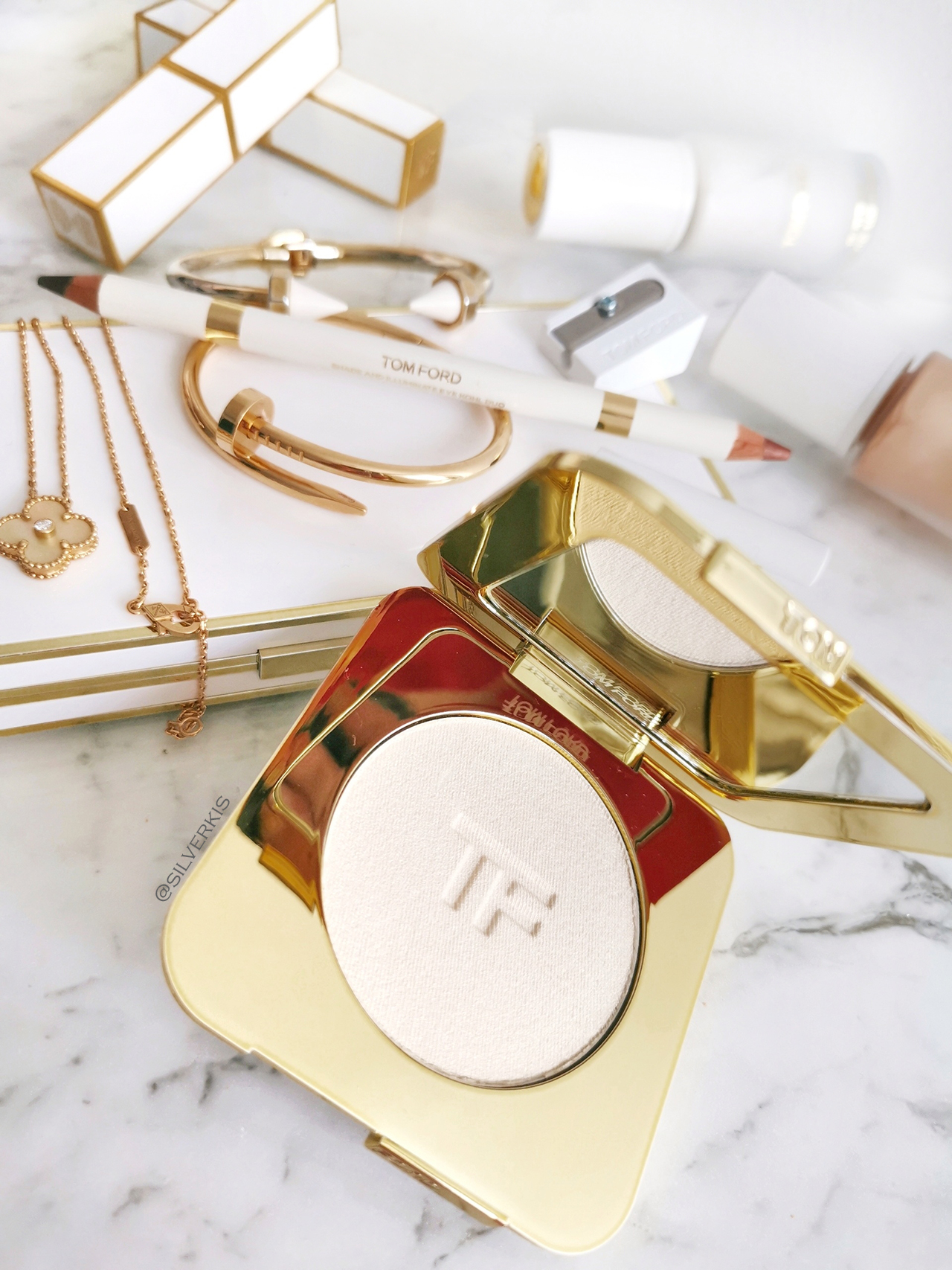 Tom Ford Gilt Glow Radiant Perfecting Powder