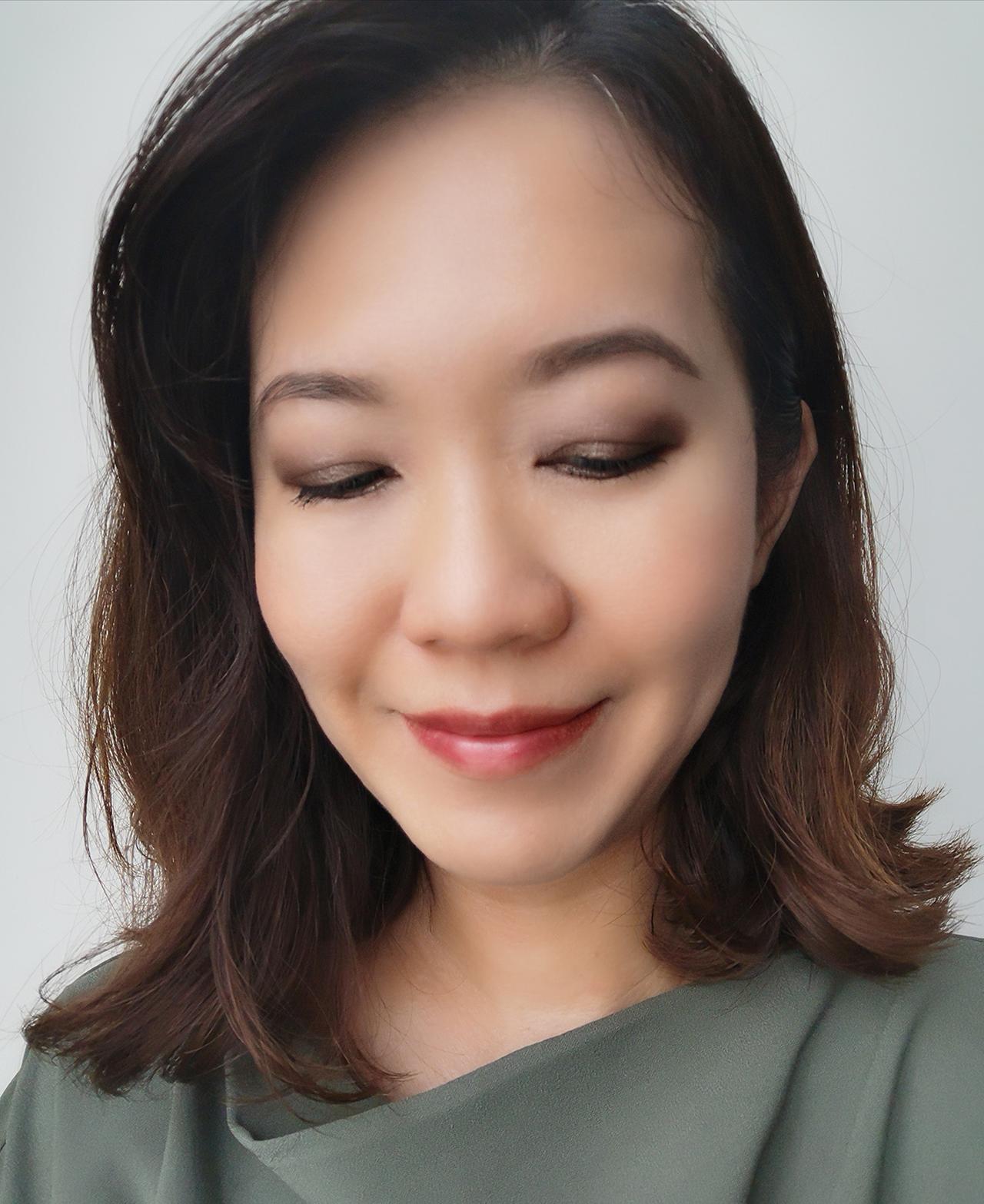 Chanel Les Beiges 2019 makeup look
