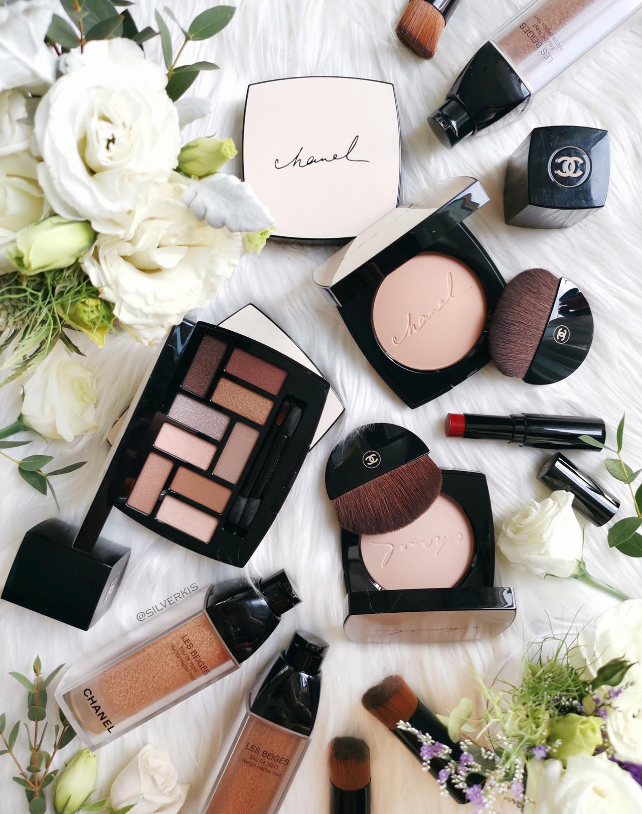 Chanel Les Beiges 2019