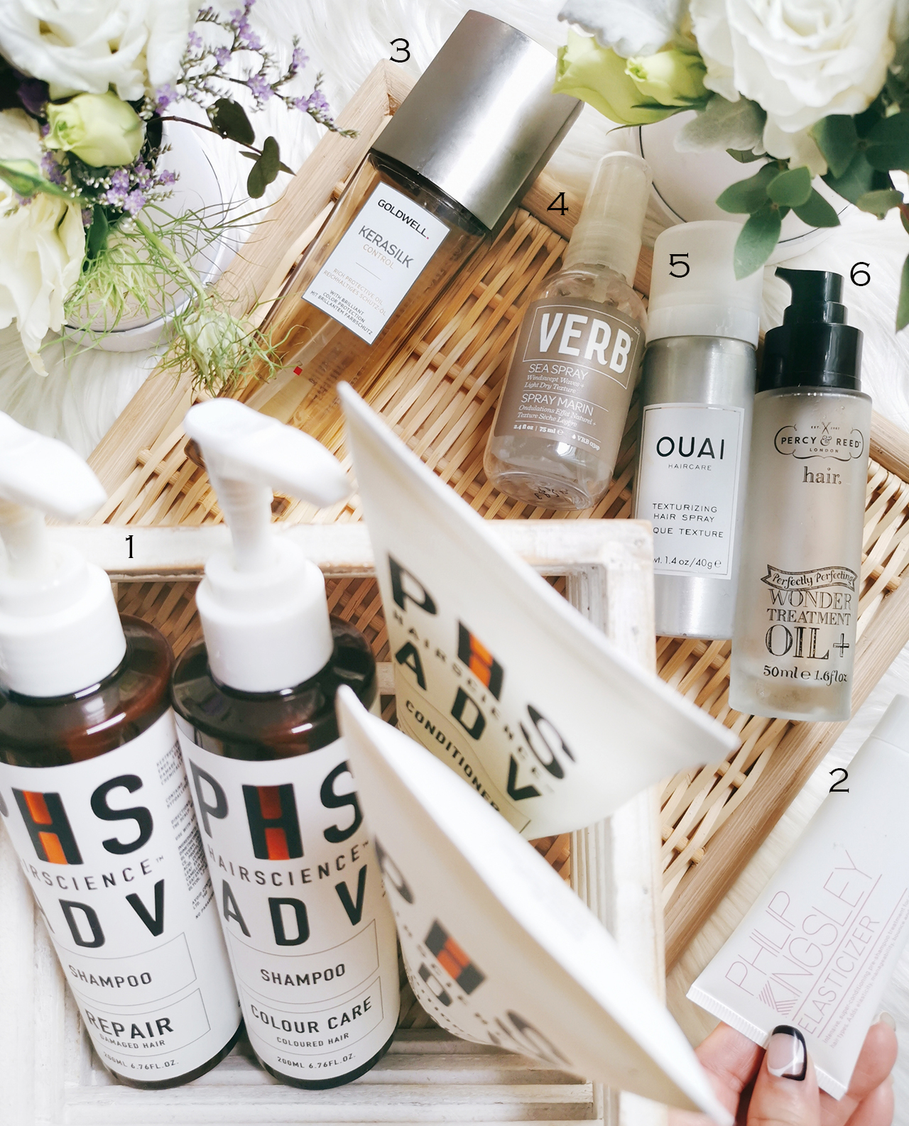Empties Vol 10 haircare