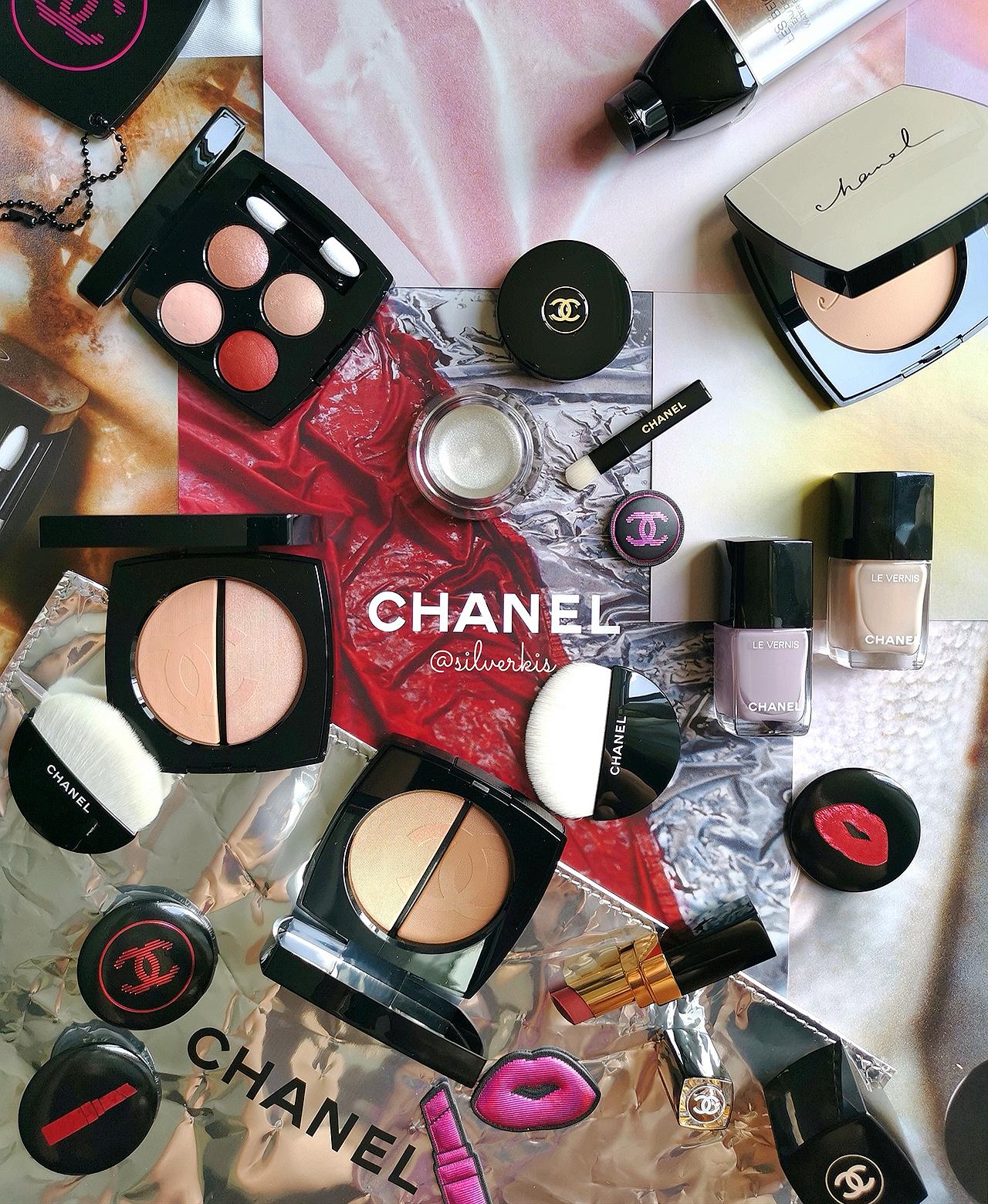 Chanel Cruise 2019 Lumiere et Contraste