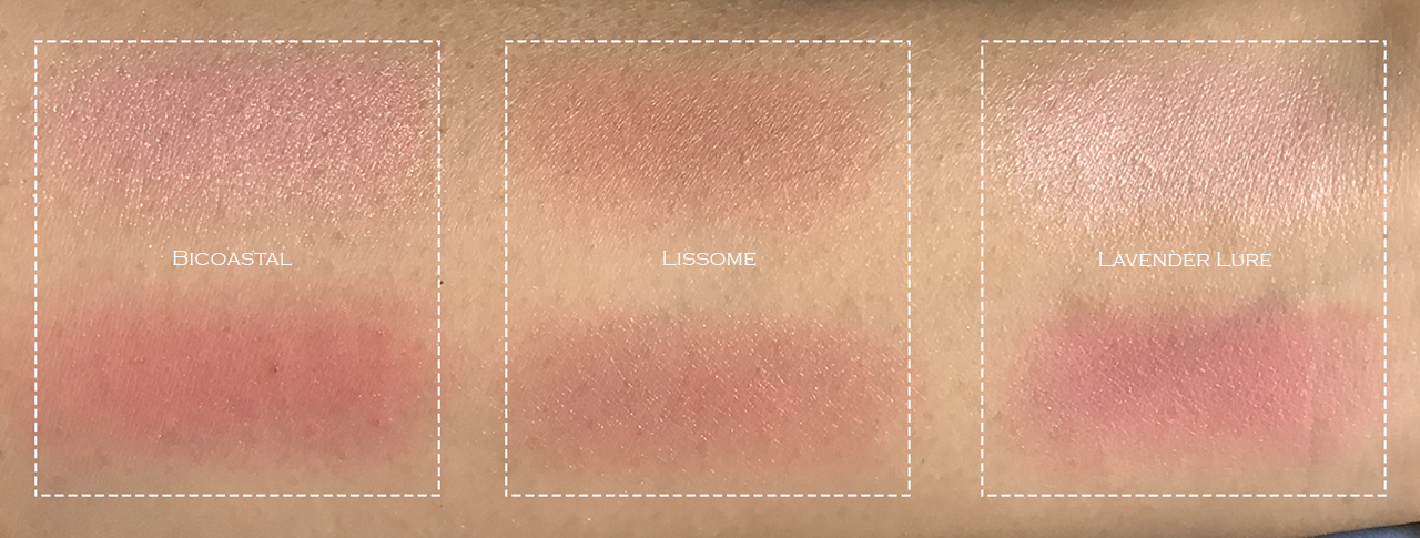 Tom Ford Sheer Cheek Duo Bicoastal Lissome swatches