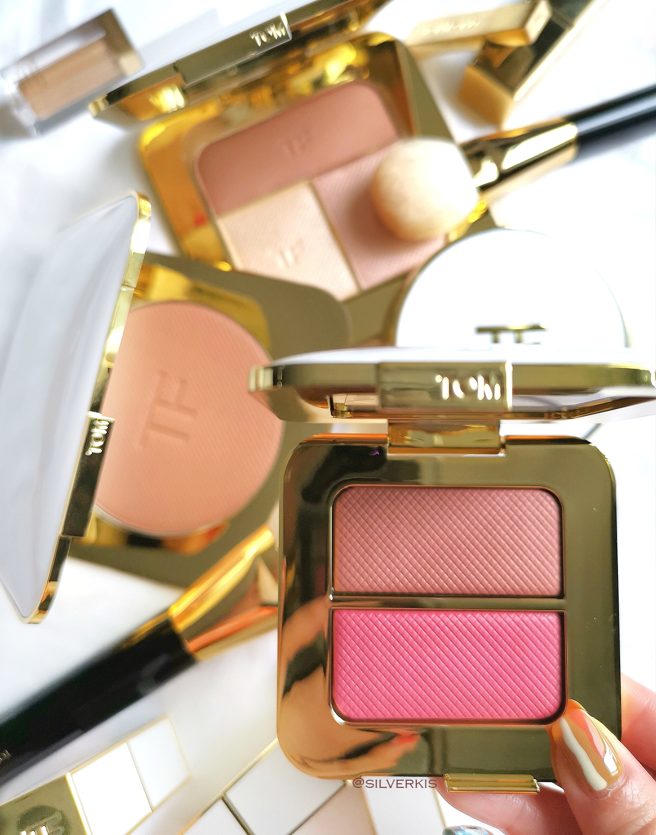 Tom Ford Sheer Cheek Duo Lissome