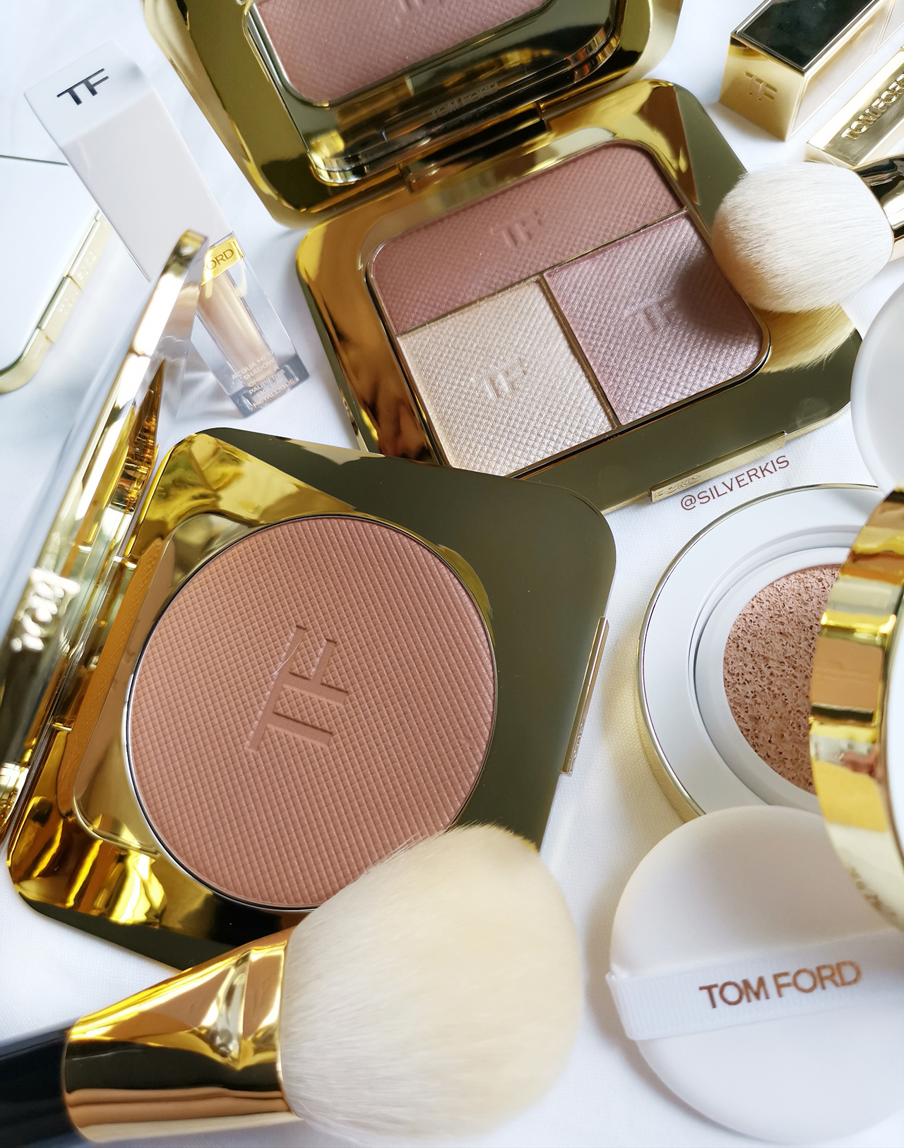 Tom Ford Soleil Glow Bronzer & Contouring Compact