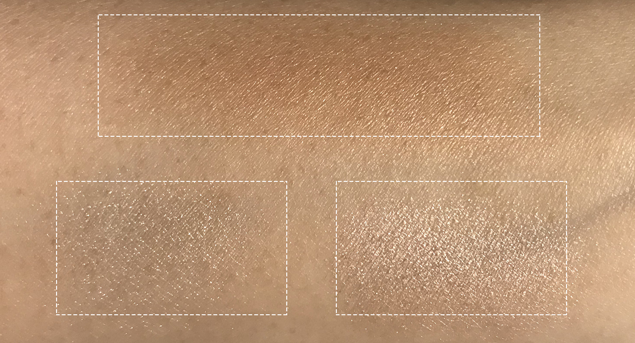Tom ford contouring compact bask swatches