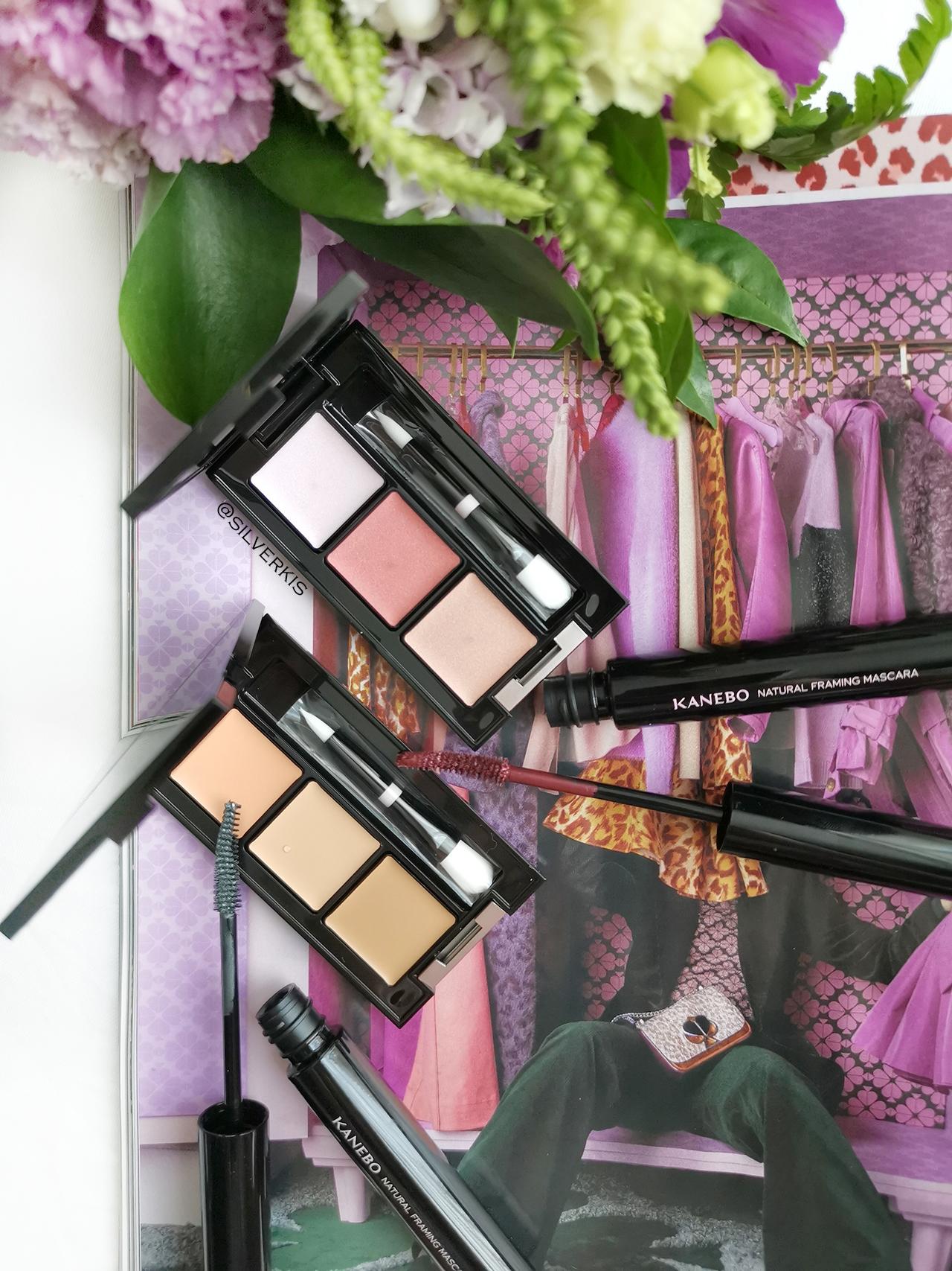 Kanebo Concealer & Shimmering Compacts