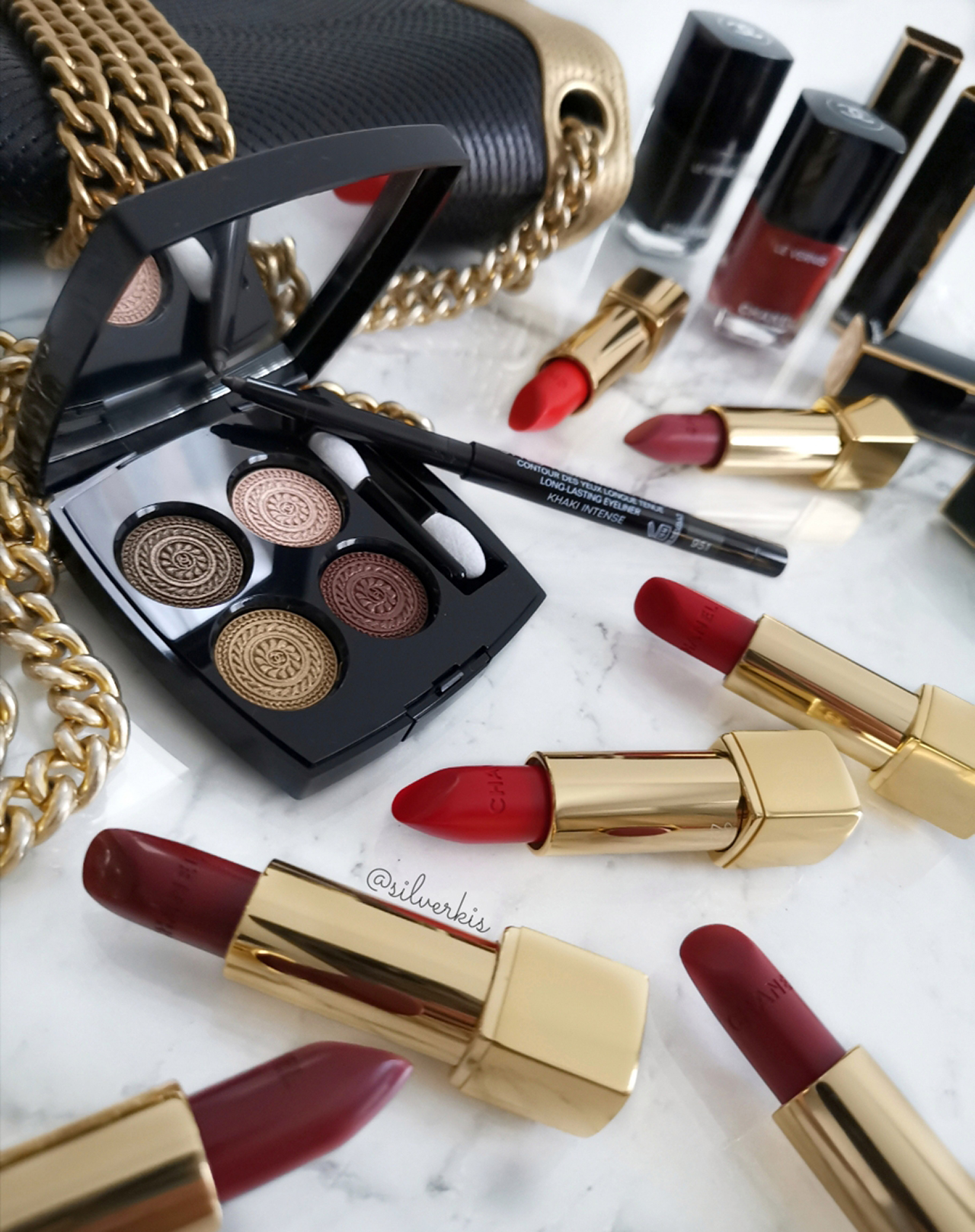 Chanel Exclusive Creation Rouge Allure