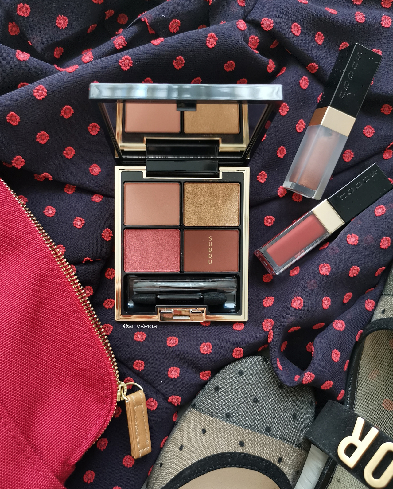 SUQQU Holiday 2019 Makeup Kit A