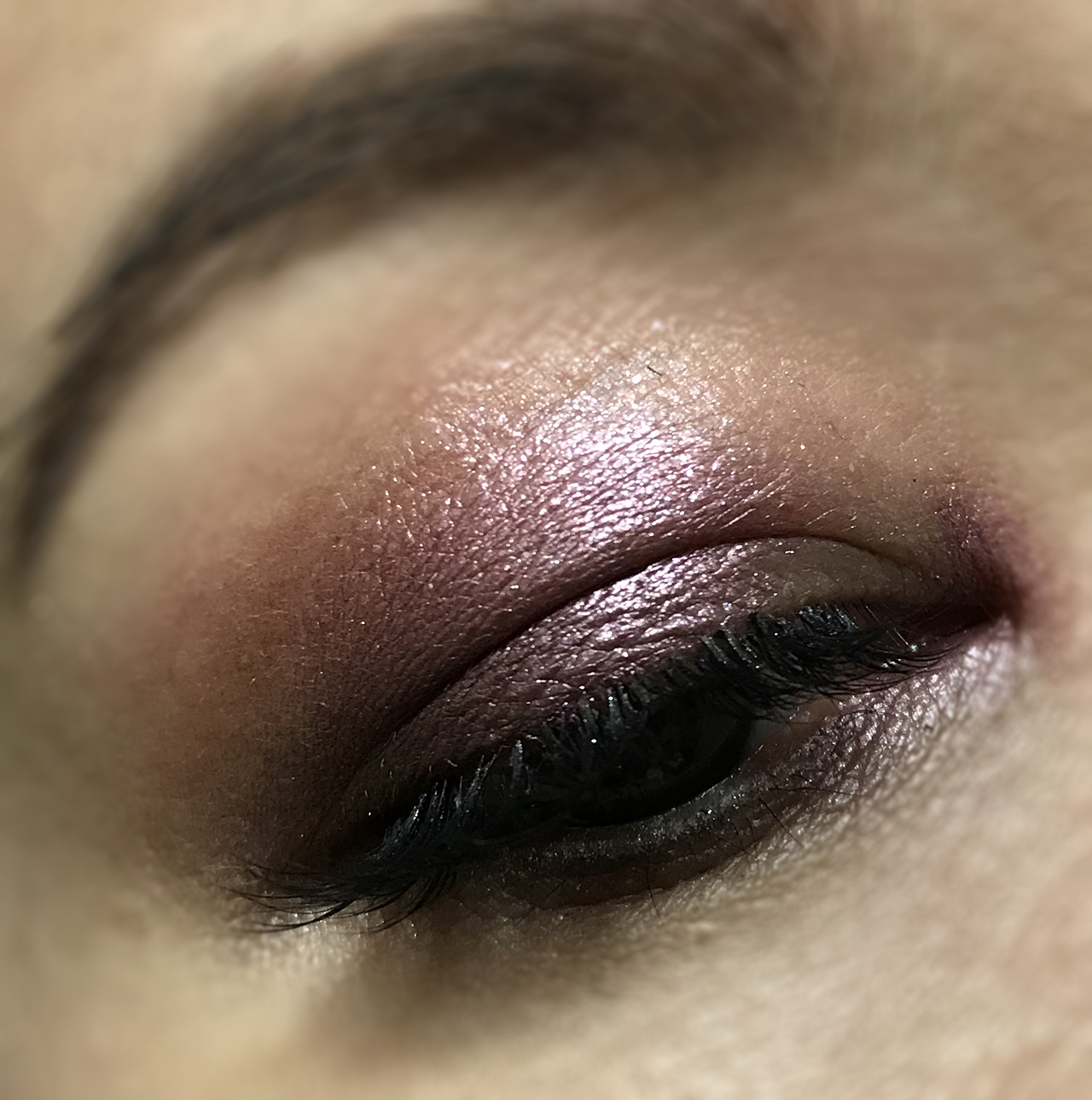 SUQQU Makeup Kit B eye makeup look