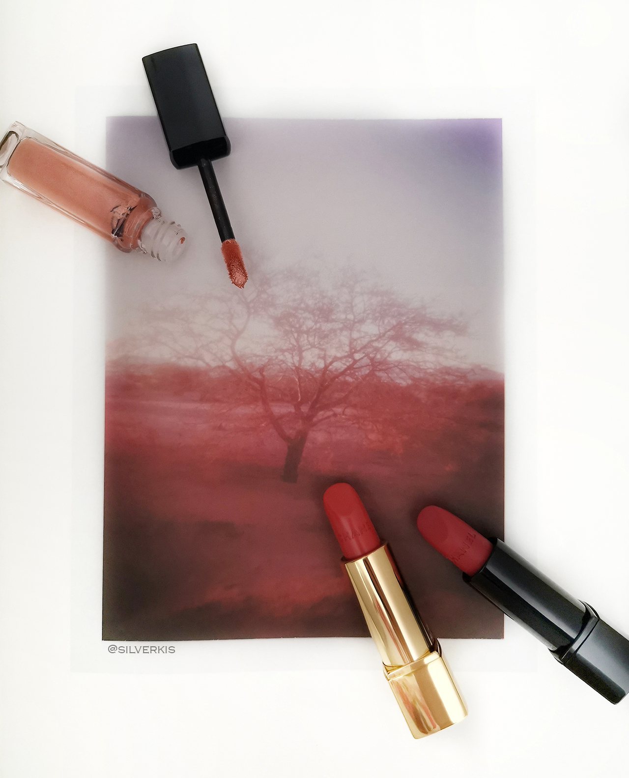 Chanel Desert Dream collection lipcolor