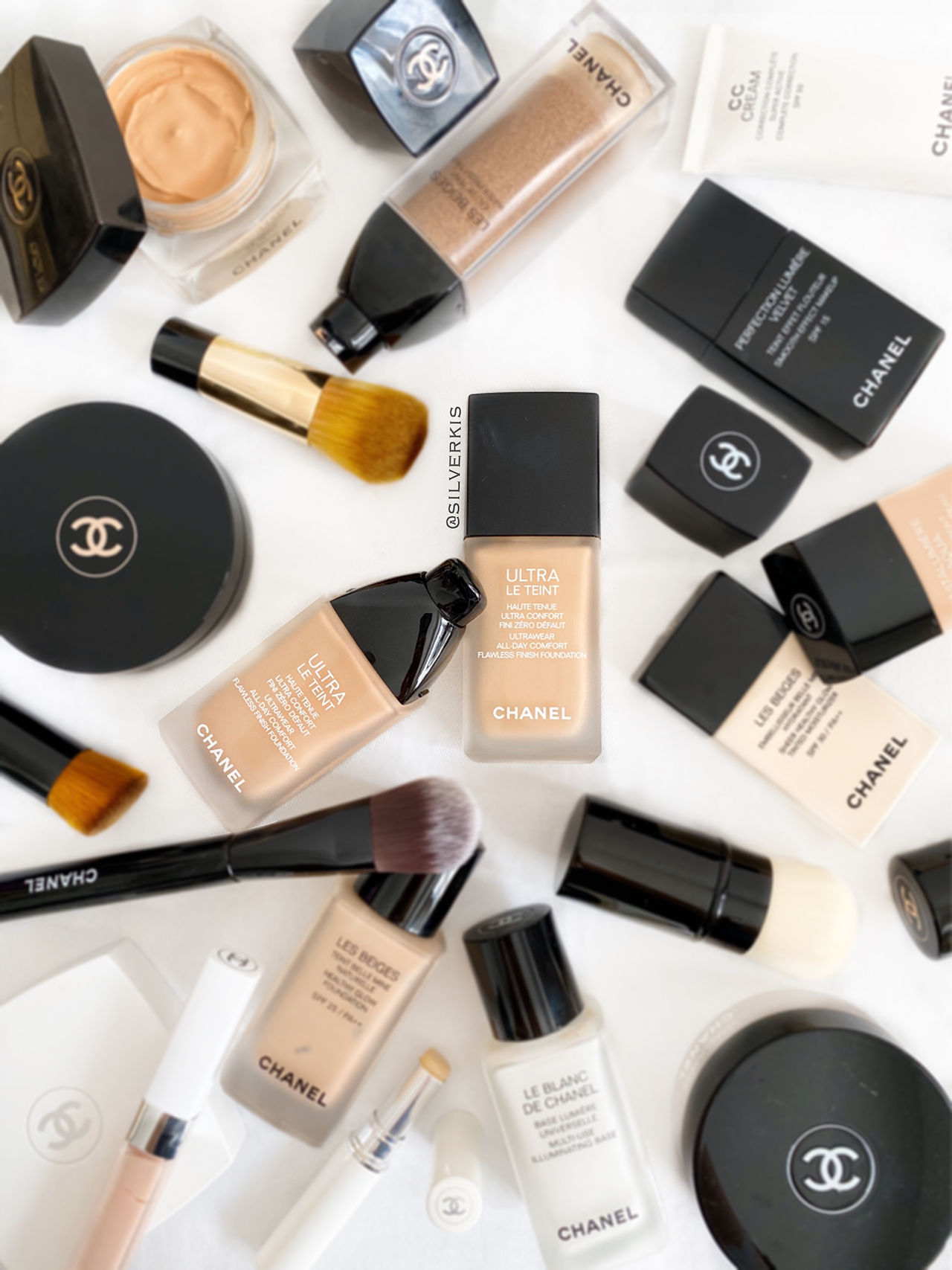 Chanel Ultra Le Teint Foundation