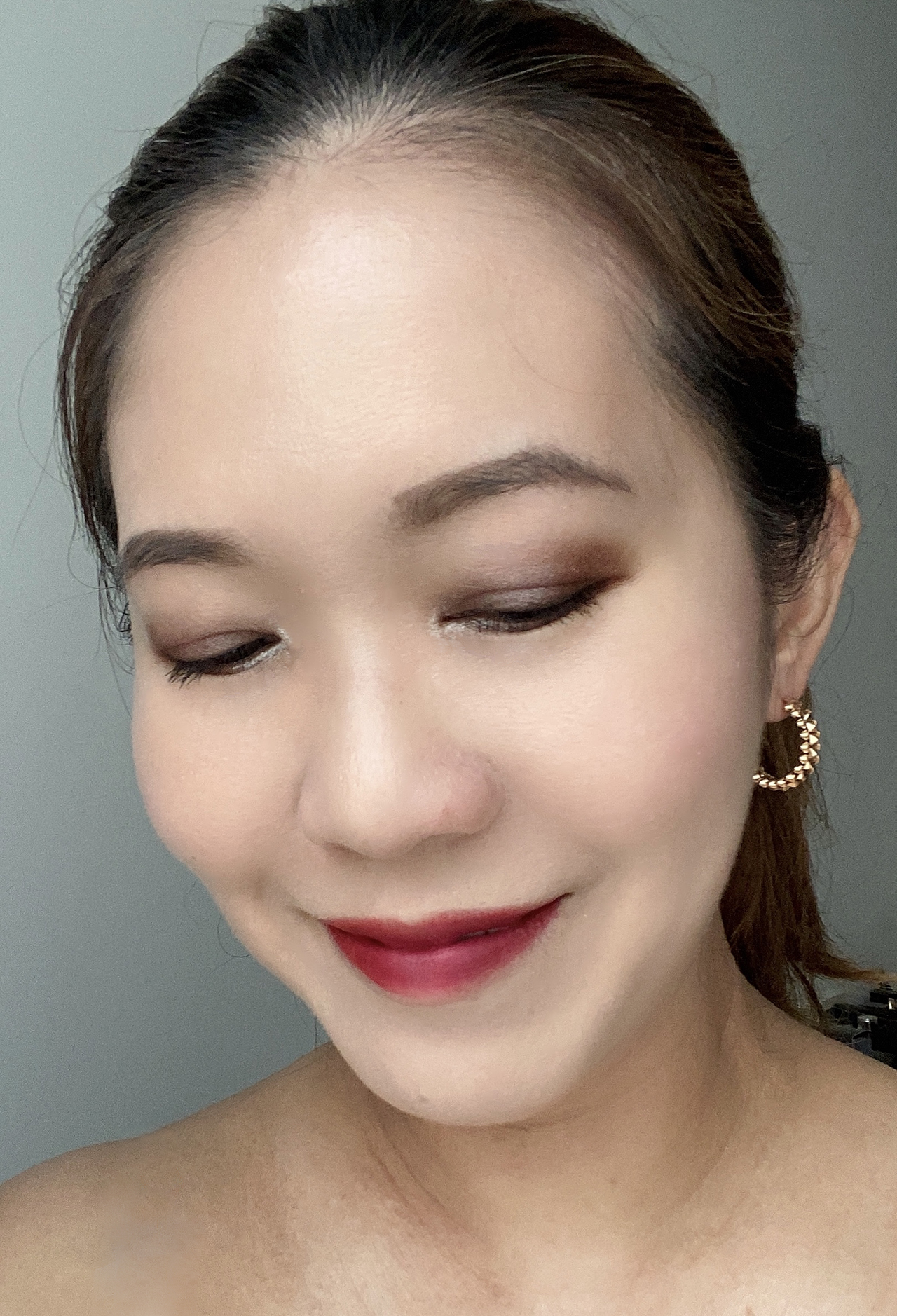By Terry Paris by Light makeup look