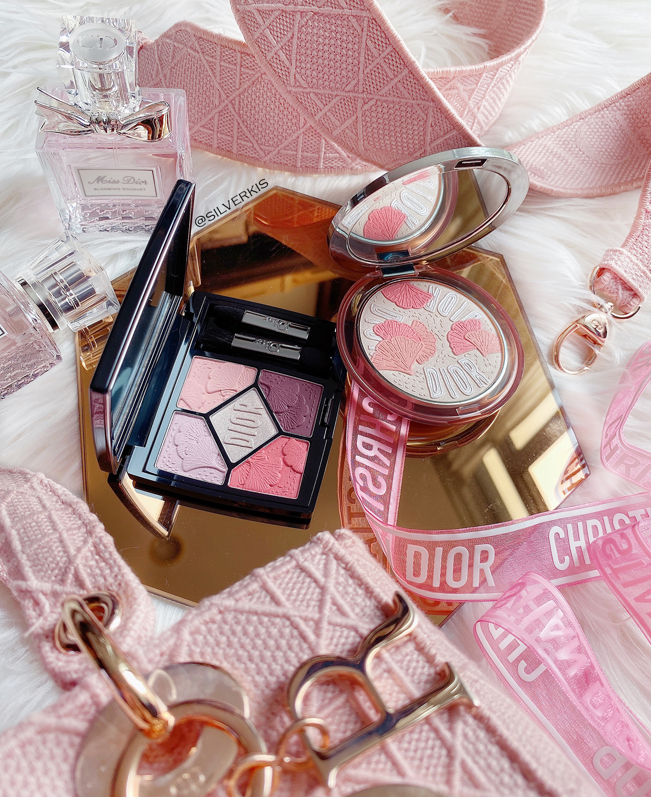 Dior Diorsnow Garden of Light Spring 2020