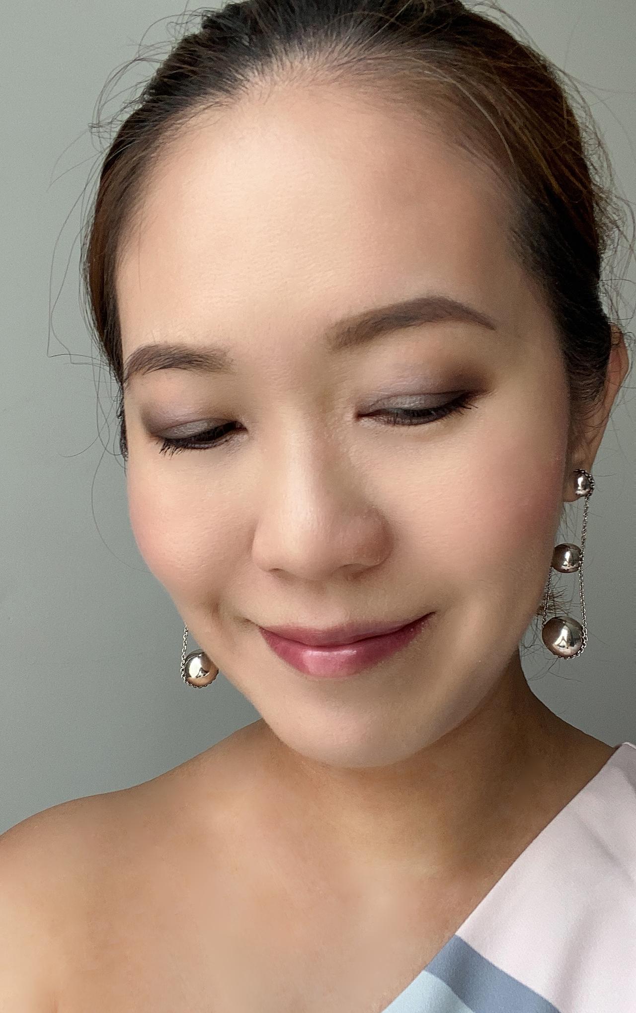 Chanel Au Fil de Leau makeup look