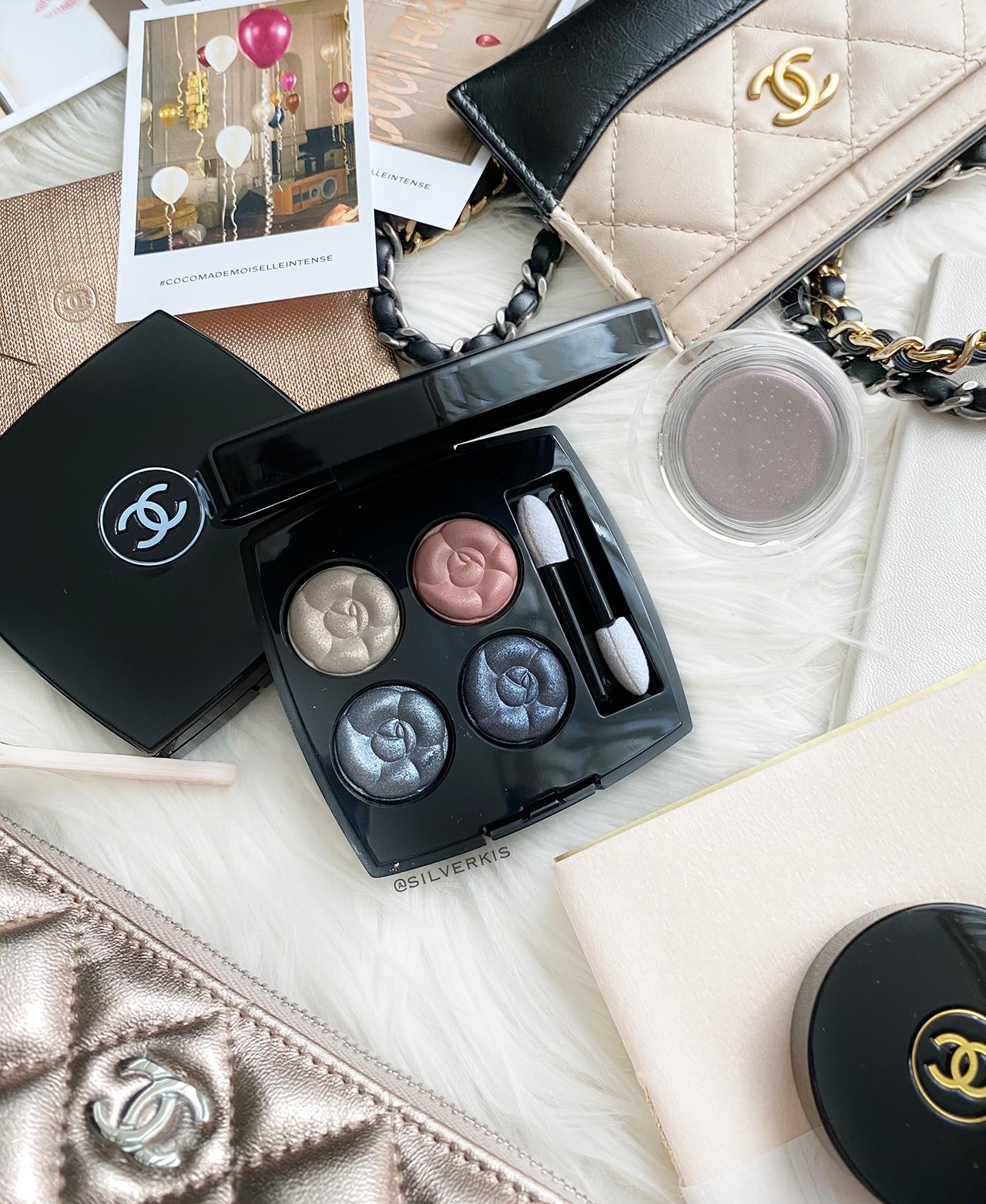Chanel Les 4 Ombres Au Fil de L'Eau
