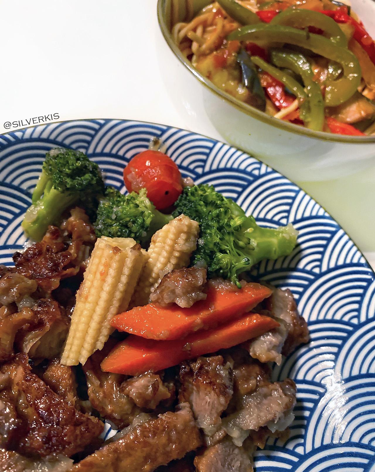 Tian Wei Signature fusion meal