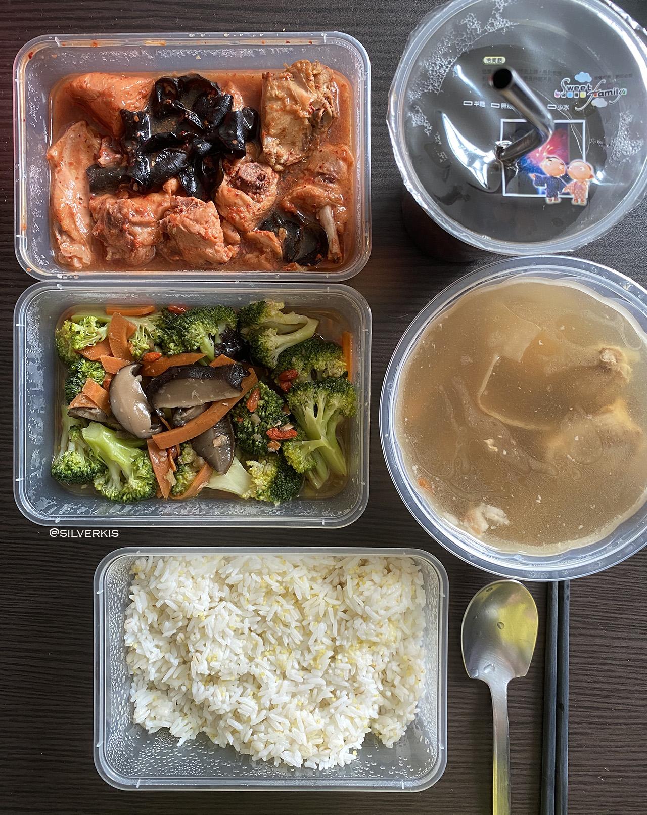 confinement food recipes Singapore, confinement food after delivery, confinement food singapore review