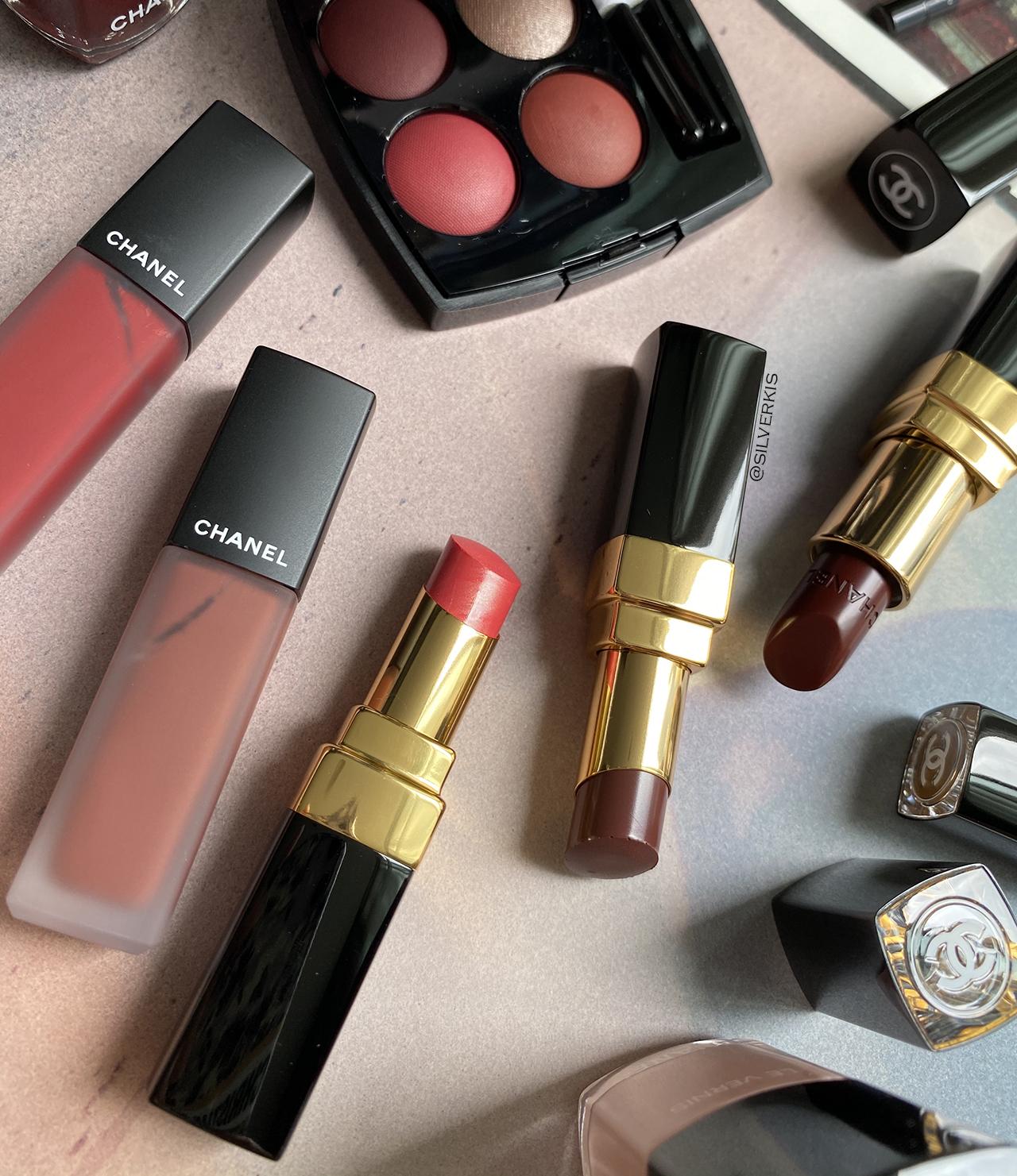 Chanel Fall-Winter 2020 lipsticks