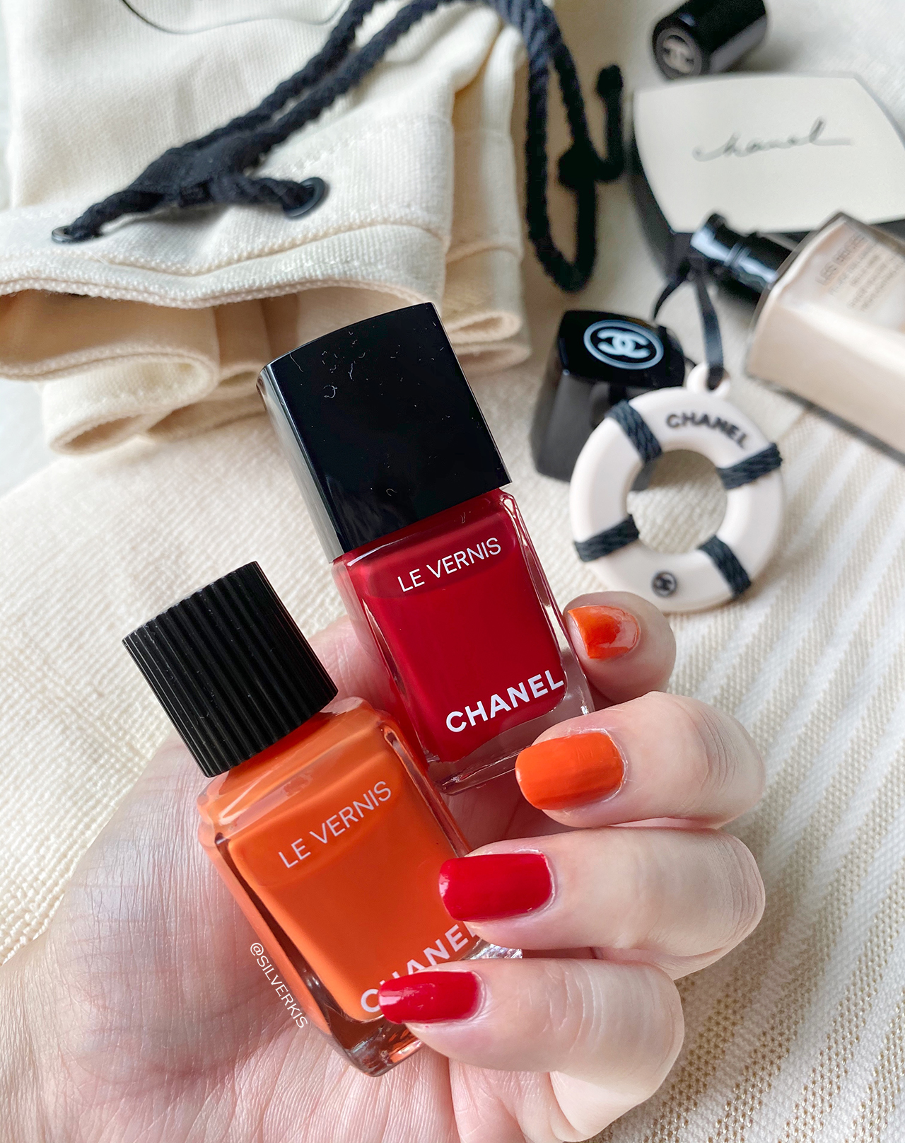 Chanel Les Beiges 2020 Le Vernis Cruise & Sailor