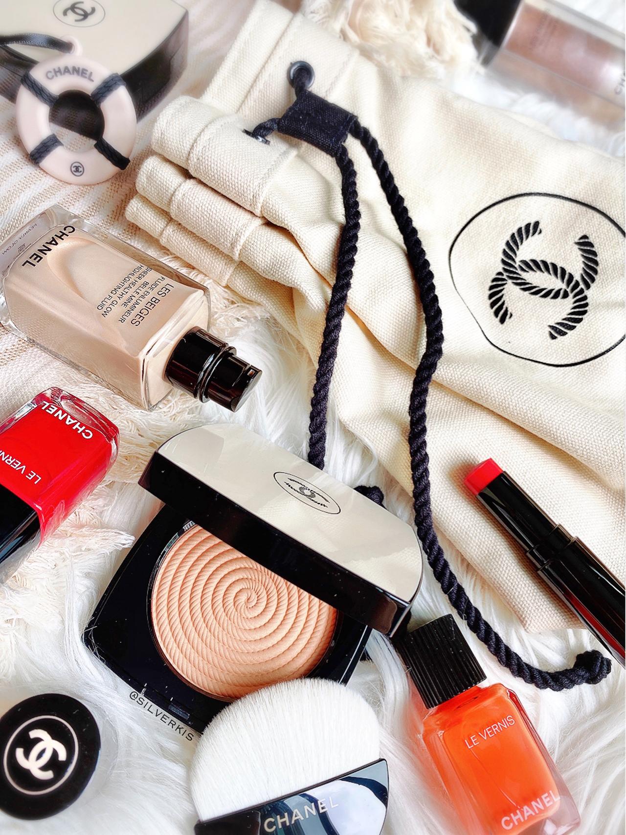 Chanel Summer Makeup 2020
