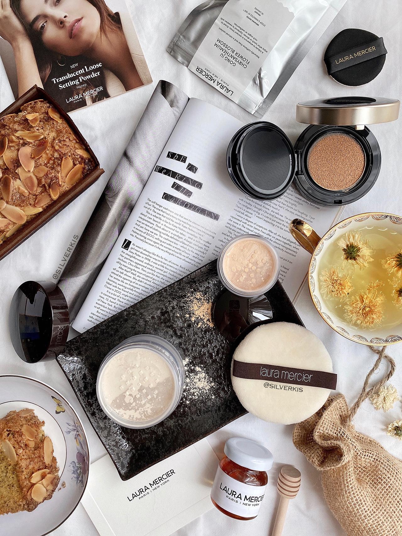 Laura Mercier Translucent Honey Loose Setting Powder
