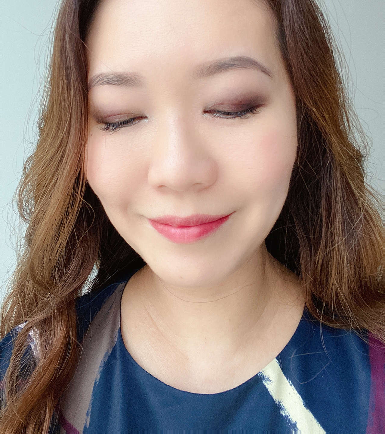 Dior 5 Couleurs Couture Black Night Eyeshadow Palette makeup look