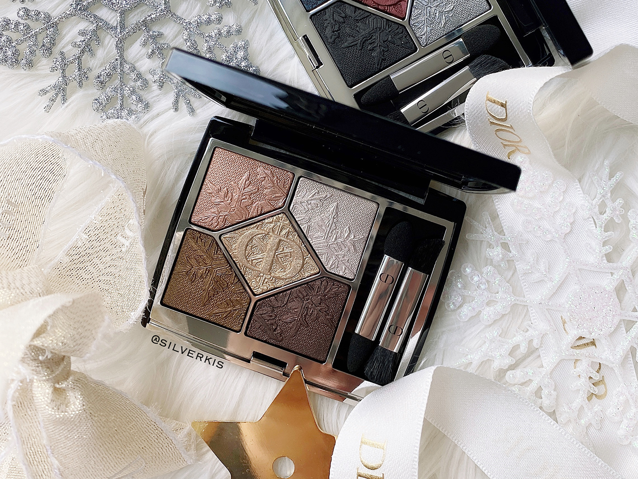 Dior 5 Couleurs Couture Golden Show Eyeshadow Palette for Holiday 2020