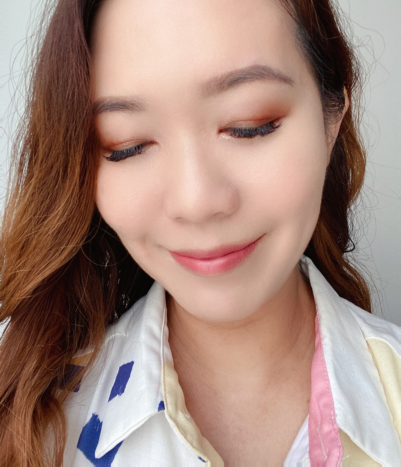 NARS Extreme Effects Eyeshadow Palette makeup look